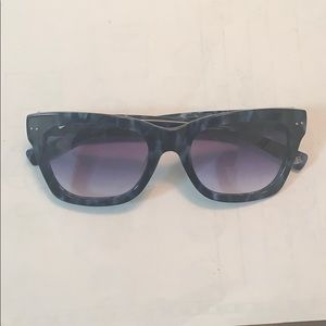 Banana Republic Margeaux blue Sunglasses